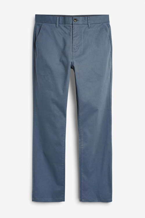 Next Stretch Chinos-Straight Fit