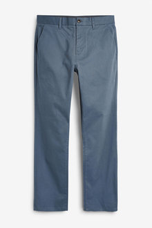 Next Stretch Chinos-Straight Fit - 266387