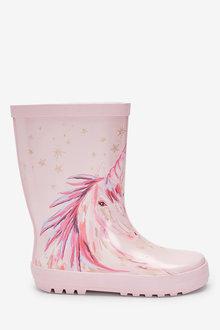 Next Unicorn Wellies (Older) - 266389