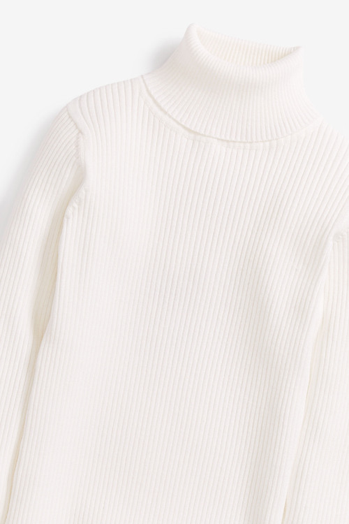 Next Knitted Roll Neck Top (3-16yrs)