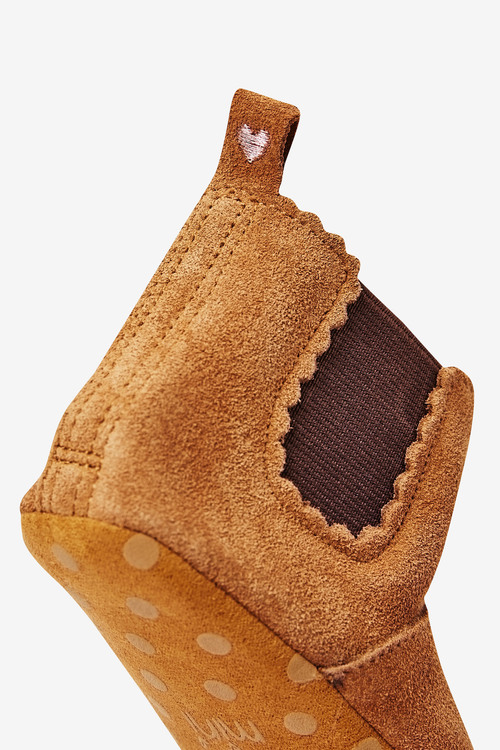 Next Leather Chelsea Pram Boots (0-18mths)