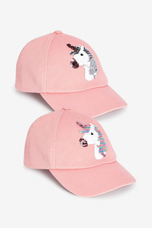 Next Unicorn Sequin Cap (Older) - 266408