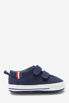 Next Two Strap Pram Shoes (0-24mths) - 266409