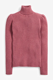 Next Knitted Roll Neck Top (3-16yrs) - 266423