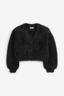 Next Fluffy Cardigan (3-16yrs) - 266434