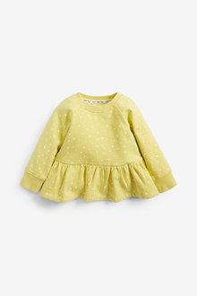 Next Peplum Sweatshirt (3mths-7yrs) - 266437
