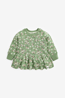 Next Peplum Sweatshirt (3mths-7yrs) - 266437
