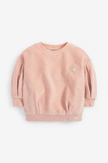 Next Velour Sweatshirt (3mths-7yrs) - 266460