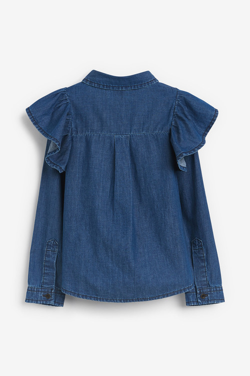 Next Frill Shirt (3-16yrs)