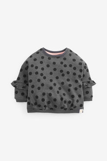 Next Spot Sweatshirt (3mths-8yrs) - 266476