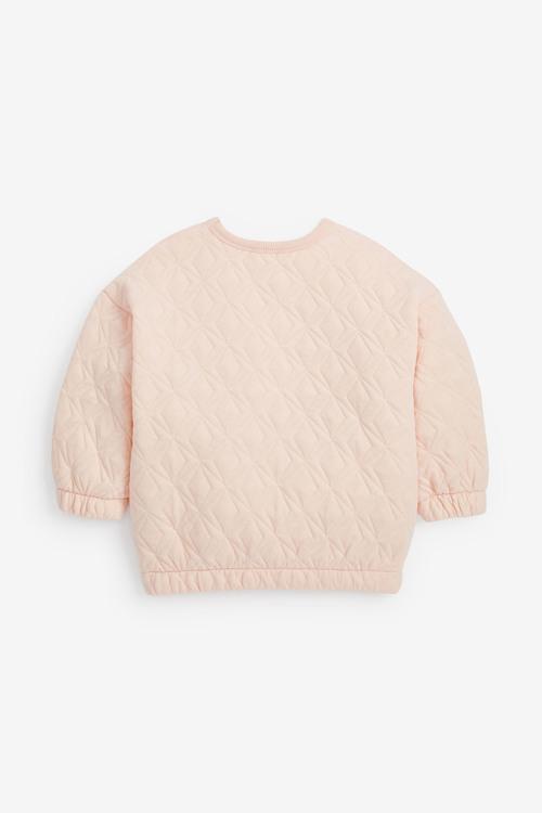 Next Quilted Sweatshirt (3mths-7yrs)
