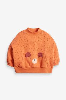 Next Bear Character Sweatshirt (3mths-7yrs) - 266493