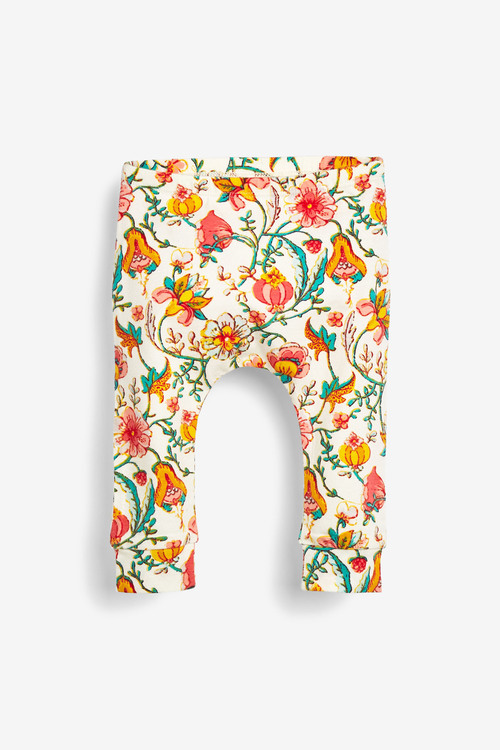 Next Floral Embroidery Top And Legging Set (0mths-2yrs)
