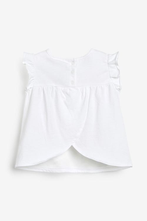 Next T-Shirt, Leggings And Headband Set (0mths-2yrs)