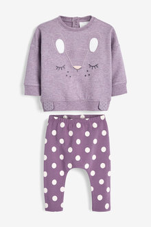 Next Character Sweat Top And Leggings Set (0mths-2yrs) - 266528