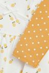 Next 4 Pack Lemon And Spot Print Top And Leggings Set (0mths-2yrs)