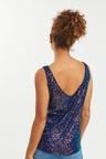 Next Sequin Vest