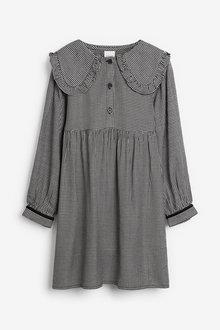 Next Collar Detail Dress (3-16yrs) - 266584