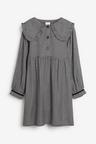Next Collar Detail Dress (3-16yrs)