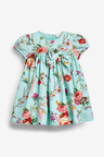 Next Floral Prom Dress With Knickers And Headband (0mths-2yrs)