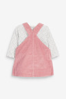 Next Cord Dress And Bodysuit (0mths-2yrs)