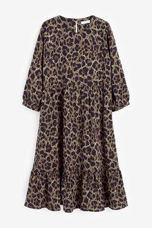 Next Print Maxi Dress (3-16yrs) - 266624