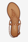 Next Forever Comfort Studded Toe Thong Sandals
