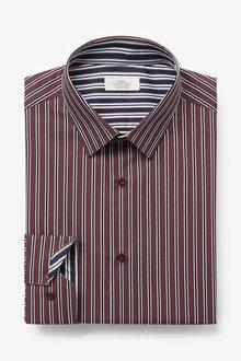 Next Stripe Trimmed Shirt - 266630