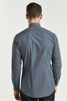 Next Slim Fit Geometric Print Shirt