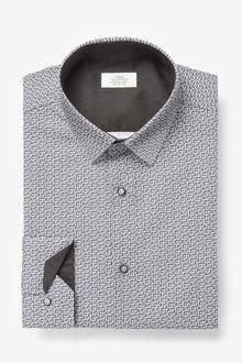 Next Link Print Shirt - 266648
