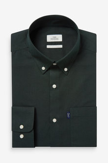 Next Easy Iron Button Down Oxford Shirt - 266670