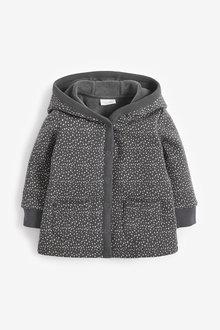 Next Spot Fleece Lined Jacket (0mths-2yrs) - 266689