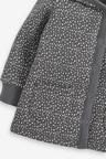 Next Spot Fleece Lined Jacket (0mths-2yrs)
