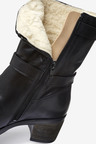 Next Forever Comfort Buckle Borg Lined Heeled Boots