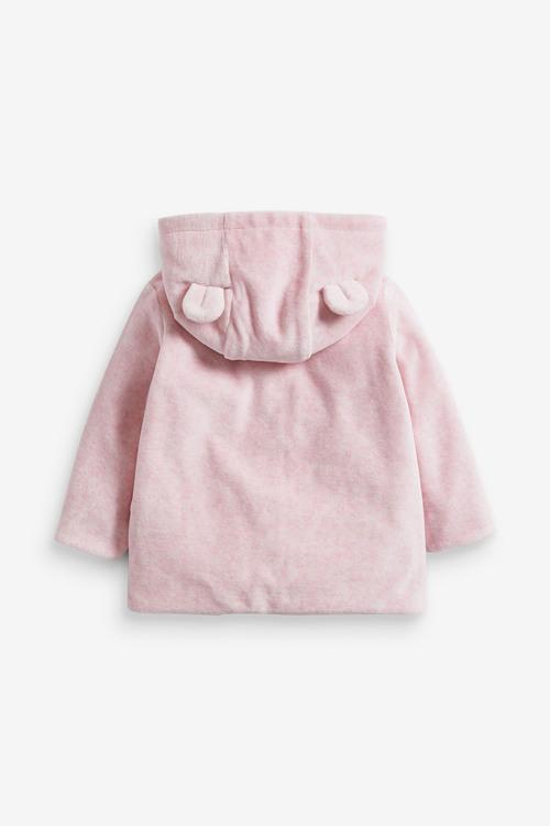 Next Velour Jacket (0mths-2yrs)