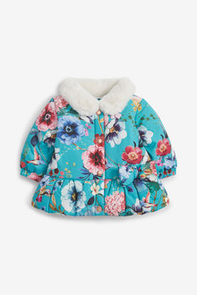 Next Floral Jacket (0mths-2yrs) - 266724