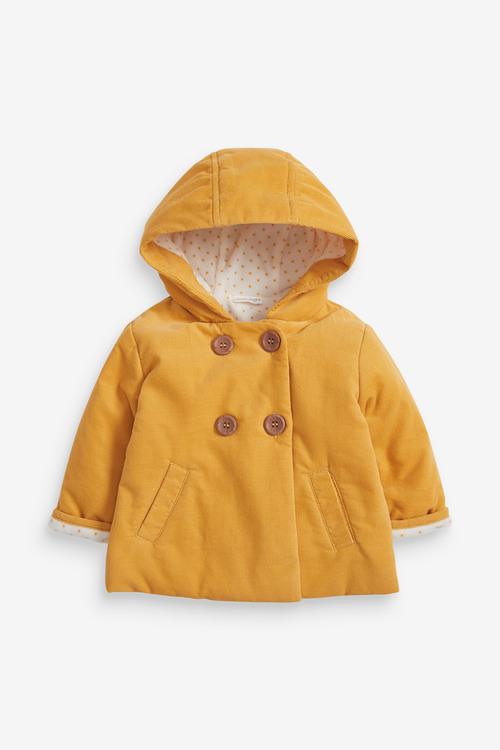 Next Cord Hooded Jacket (0mths-2yrs)