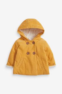 Next Cord Hooded Jacket (0mths-2yrs) - 266744