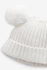 Next Double Pom Hat (0mths-2yrs)