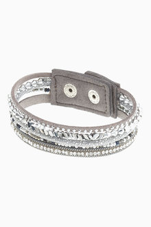 Next Sparkle Wrap Bracelet - 266810