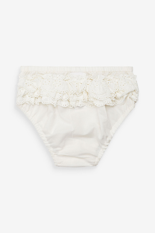 Next 2 Pack Woven Knickers (0mths-2yrs)