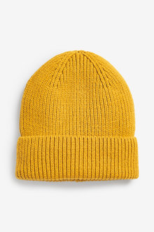 Next Rib Beanie Hat - 266962