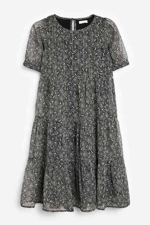 Next Ditsy Maxi Dress (3-16yrs)