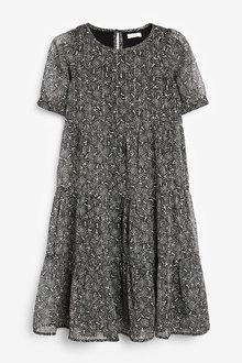 Next Ditsy Maxi Dress (3-16yrs) - 267011