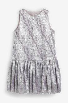 Next Shimmer Dress (3-16yrs) - 267019