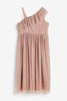 Next One Shoulder Dress (3-16yrs)