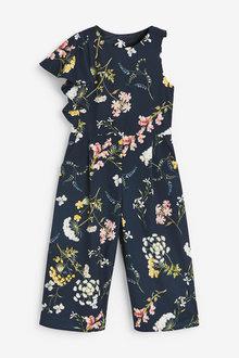 Next Floral Jumpsuit (3-16yrs) - 267034