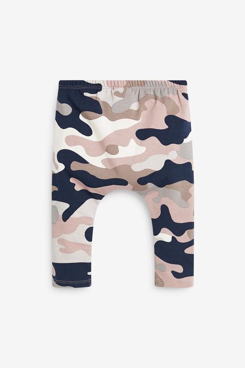 Next GOTs Organic T-Shirt And Legging Set With Stretch (0mths-2yrs)
