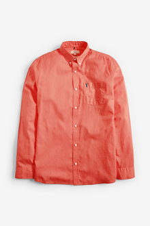 Next Long Sleeve Light Twill Shirt - 267120