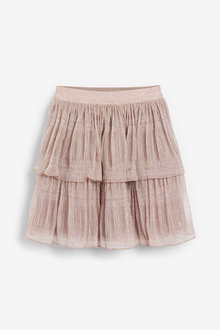 Next Sparkle Tiered Skirt (3-16yrs) - 267121